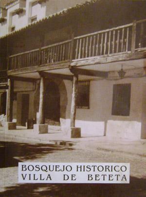 Bosquejo histórico de la villa de Beteta.