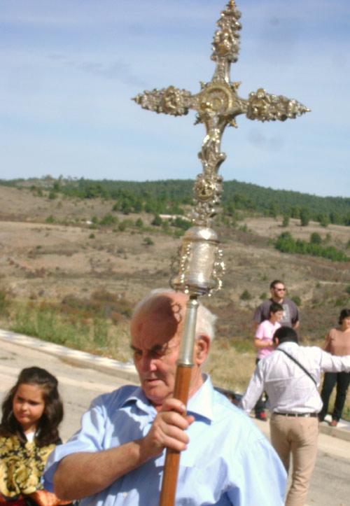 Cruz de Francisco Becerril. S. XVI.