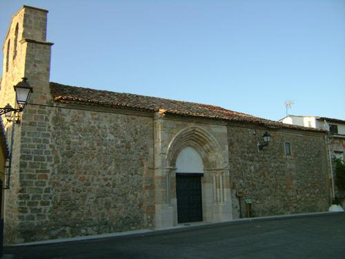 Iglesia de Villaseca