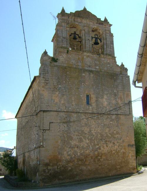Iglesia de La Frontera.