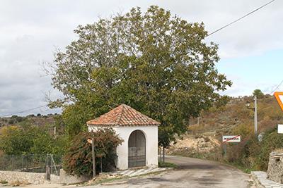 Ermita de la Virgen de Santa María Magdalena de Durón.