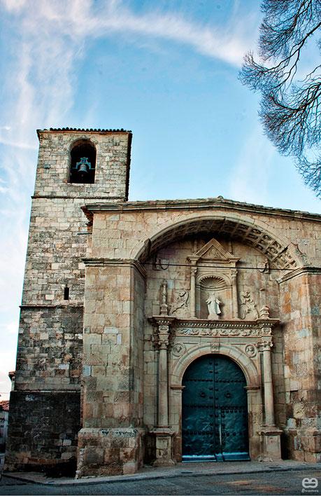 Iglesia de Beteta.
